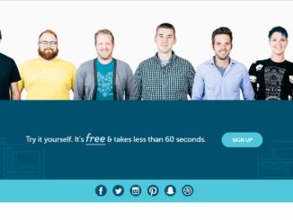website footer idea